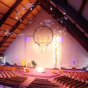 St Maria Goretti Madison, Wisconsin - Creative Lighting Design and Engineering